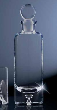 Schnaps- oder Whiskeykaraffe 1000 ml