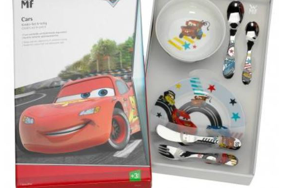 Kinderbesteck Cars 6-teilig